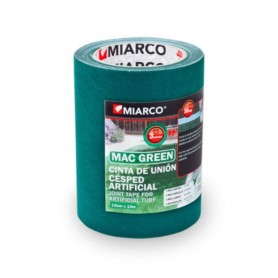 Cinta union Cesped Artificial  Macgreen 150mm x 5mt Miarco 17784