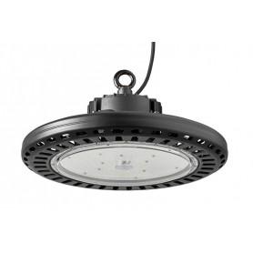 Campana Industrial Led  Jiso Iluminacion 05100-1884-01 100W 4000k Negro