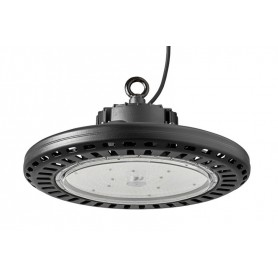 Campana Industrial Led  Jiso Iluminacion 05150-1884-01 150W 4000k Negro