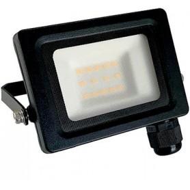Proyector de exterior Led Jiso Iluminacion 00710-1984-0110W 4000k Negro