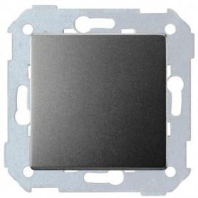Conjunto semi-montado de interruptor unipolar+tecla 8200101-096 Titanio Simon 82 Concept
